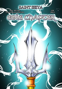 Saint Seiya - Eole Chapter : manga couverture