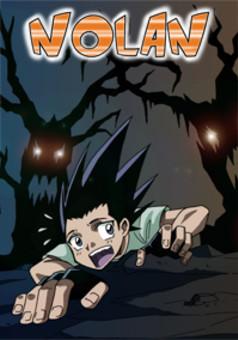 Nolan : manga cover