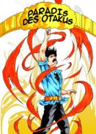 Paradis des otakus: couverture