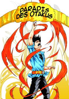Paradis des otakus : manga couverture
