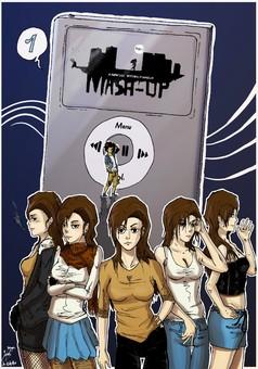 Mash-Up : manga portada