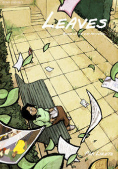 Leaves : comic cover