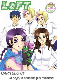 Like a Fairy Tale : manga portada