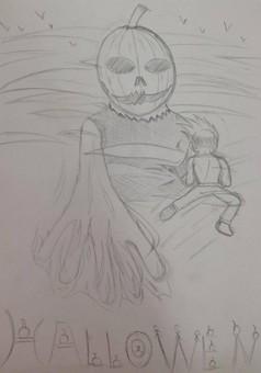 Halloween  : manga cover