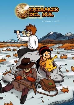 Emisario del Sol : manga couverture