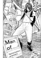 man of factorisation première: couverture