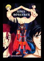 Dark Sorcerer: couverture