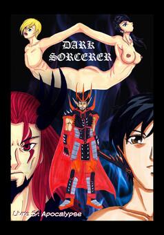 Dark Sorcerer : manga couverture