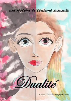 Dualité : manga couverture