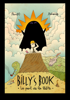 Billy's Book- le poil de la bête : comic couverture