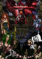 Gothika: Equilibrium: portada
