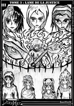 Dreamer : manga couverture