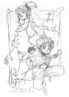 Les contes de Gari - Wild boy -: couverture