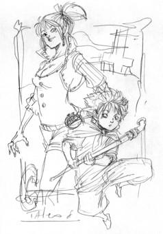 Les contes de Gari - Wild boy - : manga cover