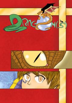 Dragon(s) : manga cover