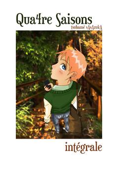 Qua4re Saisons Intégrale : manga couverture