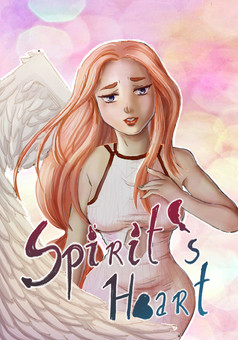 Spirit's Heart : manga couverture