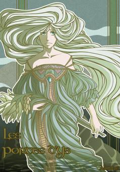 Les portes d'Ys : manga couverture