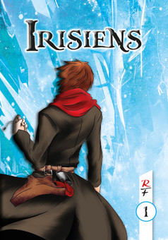 Irisiens : manga couverture