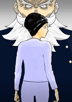 Jusqu'à mon dernier souffle  : manga portada