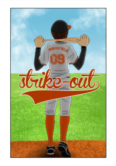 Strike-Out : manga couverture