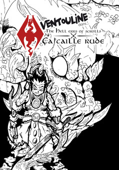 Ҫa caille rude : comic cover