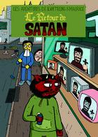 Le Retour de Satan: couverture