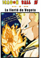 La fierté de Vegeta: cover