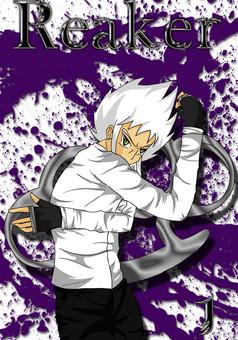 Reaker : manga couverture