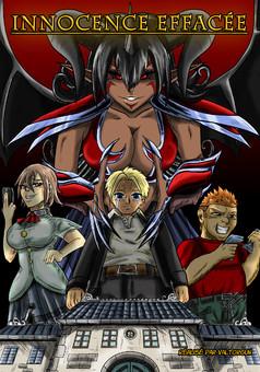 Innocence Effacé : manga couverture