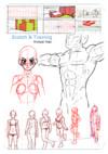 Michaël Mab Sketchs & Training