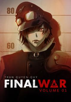 FINALWAR : manga couverture