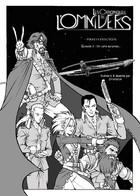 L.C.D.O. Pirates des cieux: couverture