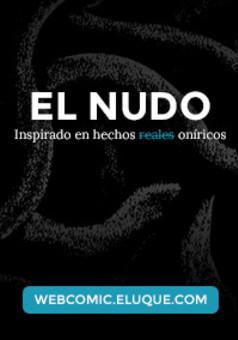 El Nudo : comic couverture