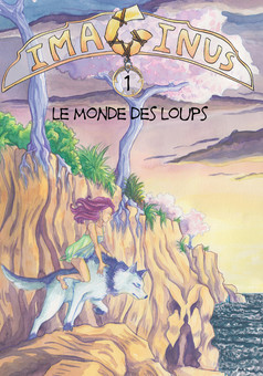 IMAGINUS : comic couverture