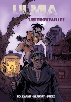 Ulmia : comic couverture