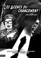 The Agents Of Change: cover