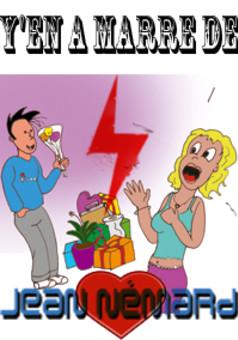 Y'en a marre de Jean Némard : comic couverture