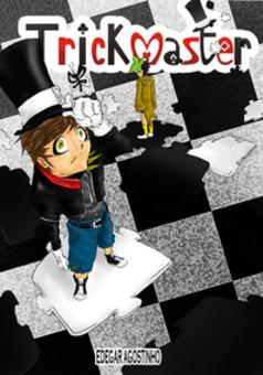 Trick Master : manga couverture