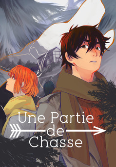 Une Partie de Chasse : manga couverture