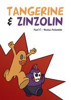 Tangerine et Zinzolin: couverture