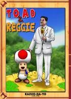 Toad et Reggie: couverture