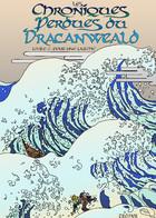 Chroniques du Dracanweald Livre2: couverture