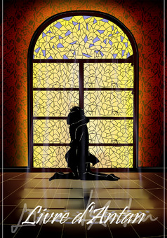 Livre d'Antan : manga couverture