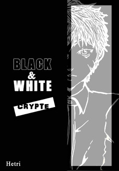 Black & White - CRYPTE : manga couverture