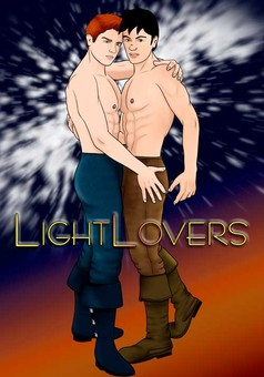 LightLovers : manga cover