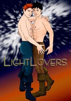 LightLovers : manga cover