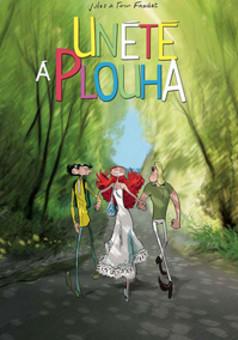 Un été à Plouha : comic couverture
