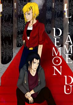 L'Ame du Démon : manga couverture
