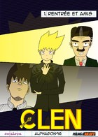 Clen: couverture